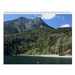 Alberta Wall Calendar