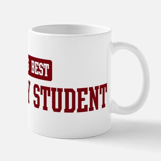 Worlds best Optometry Student Mug
