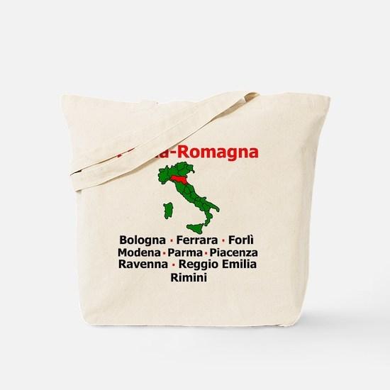 Emilia Romagna Tote Bag