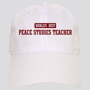 Worlds best Peace Studies Tea Cap
