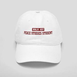 Worlds best Peace Studies Stu Cap