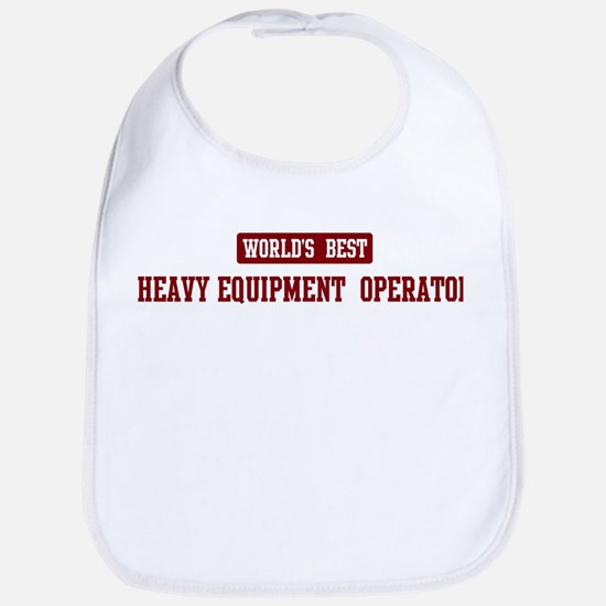 Worlds best Heavy Equipment Bib