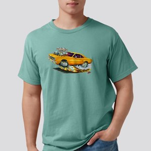 1970 Roadrunner Orange Car T-Shirt