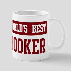 Worlds best Hooker Mug