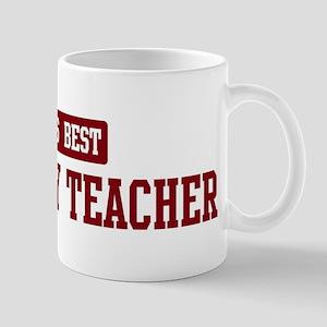 Worlds best Chemistry Teacher Mug