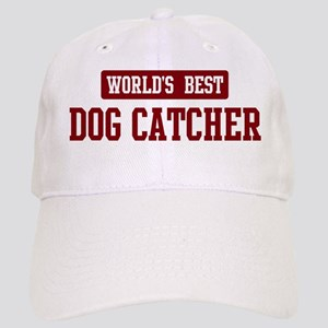 Worlds best Dog Catcher Cap
