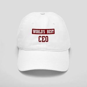 Worlds best CEO Cap