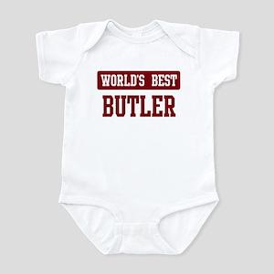 Worlds best Butler Infant Bodysuit