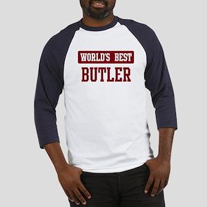 Worlds best Butler Baseball Jersey