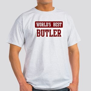 Worlds best Butler Light T-Shirt