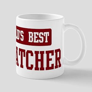 Worlds best Dispatcher Mug