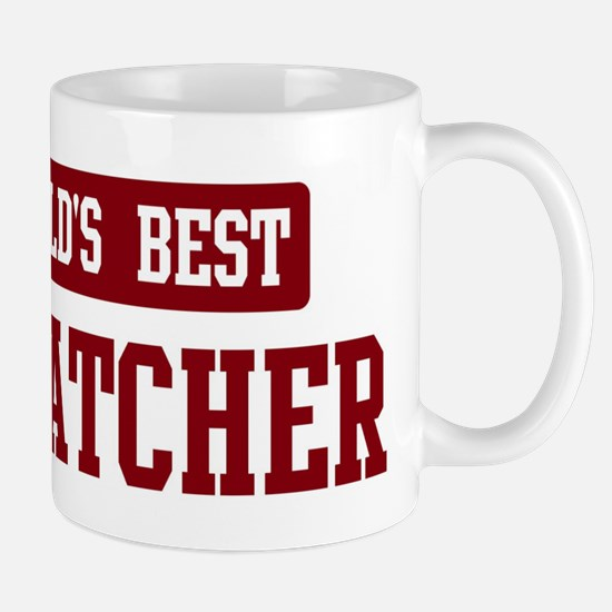 Worlds best Dispatcher Mug