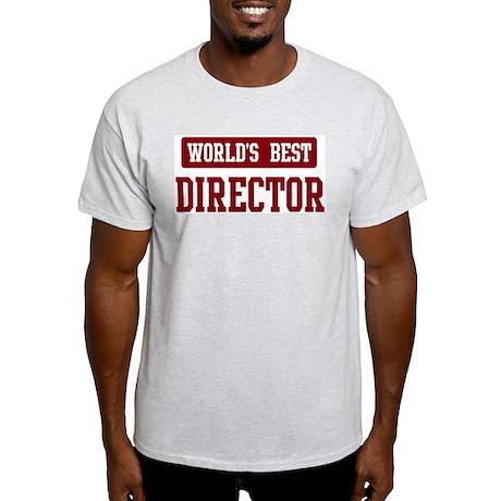 Worlds best Director Light T-Shirt