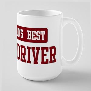 Worlds best Bus Driver Large Mug
