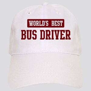 Worlds best Bus Driver Cap