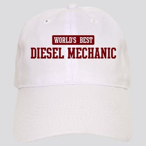Worlds best Diesel Mechanic Cap