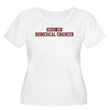 Worlds best Biomedical Engine Women's Plus Size Sc