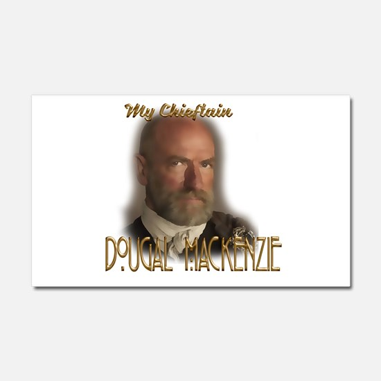 Dougal MacKenzue Car Magnet 20 x 12