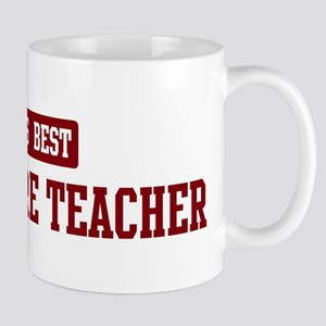 Worlds best Agriculture Teach Mug