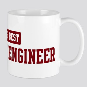 Worlds best Aerospace Enginee Mug