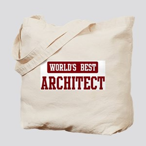 Worlds best Architect Tote Bag