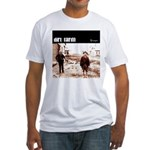 Dier Farm - Grampa CD cover Fitted T-Shirt