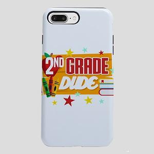 Second Grade Back To Sc iPhone 8/7 Plus Tough Case