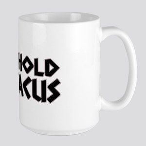 BEHOLD FARTACUS Large Mug