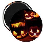 Halloween Tricks and Treats Magnet