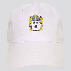 Mcqueen Coat of Arms - Family Crest Cap