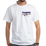 SongNet White T-Shirt