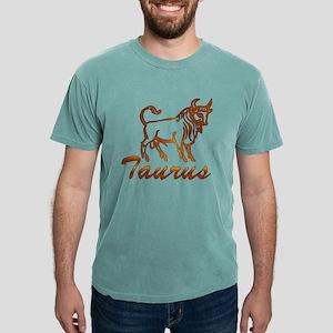 Bronze Taurus Mens Comfort Colors® Shirt
