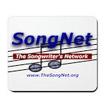 LA SongNet Mousepad