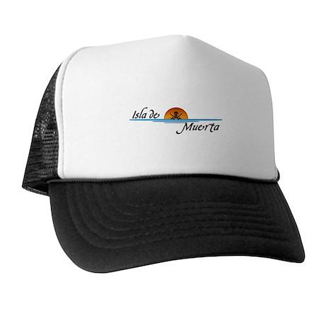 Isla de Muerta Trucker Hat