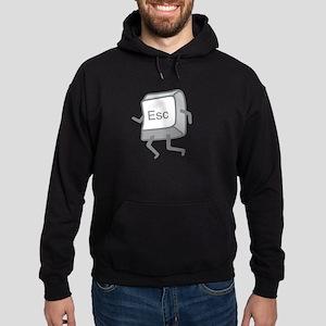 Esc Hoodie (dark)