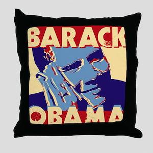 BARACK OBAMA INAUGURATION Throw Pillow