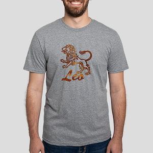 Bronze Lion Mens Tri-blend T-Shirt
