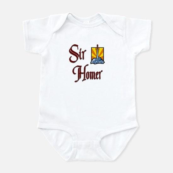 Sir Homer Infant Bodysuit