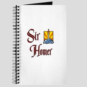 Sir Homer Journal