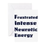 F.I.N.E. Greeting Cards (Pk of 10)
