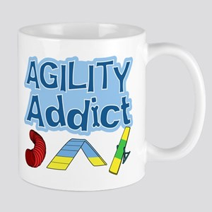 Dog Agility Addict Mug