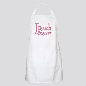 French Wineaux BBQ Apron