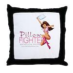 Pillow Fighter Throw Pillow