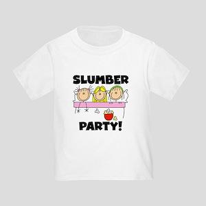 Slumber Party Toddler T-Shirt
