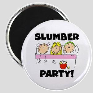 Slumber Party Magnet