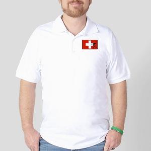 SWISS Golf Shirt