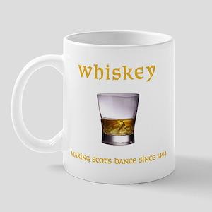Making Scots Dance Mug