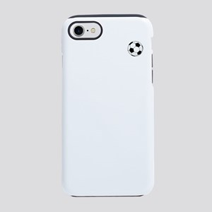 Soccer Happy Hour Starts Now iPhone 8/7 Tough Case