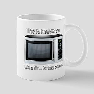 Microwave = Kiln Mug