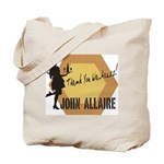 John Allaire Tote Bag
